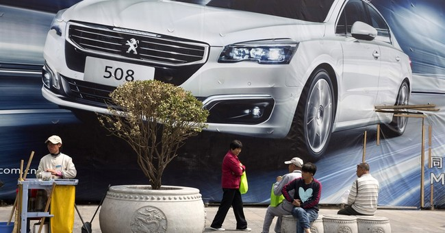China car sales rise in first half on strong SUV demand