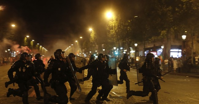 France loses Euro 2016, but can claim security victory