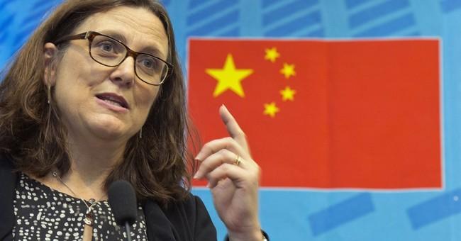 EU says China needs to give EU companies fair market access