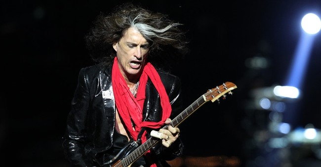 Aerosmith's Perry doing well after getting sick at NY show