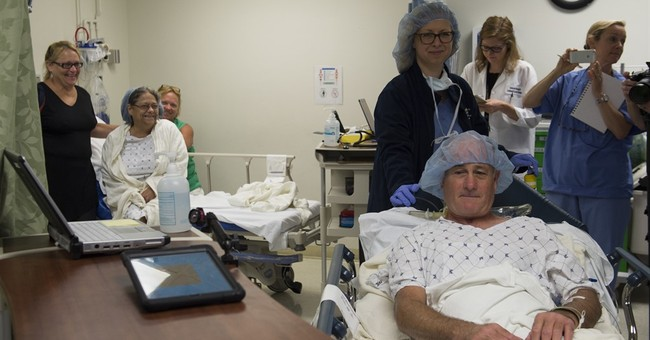 New kidneys 40 years apart show transplant progress, hurdles