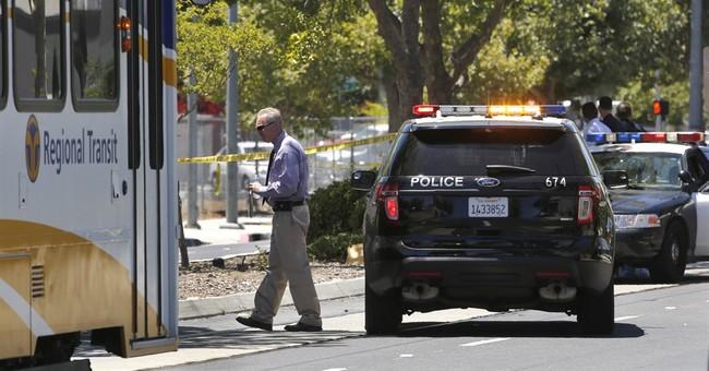 Police: Officers kill knife-waving man in California