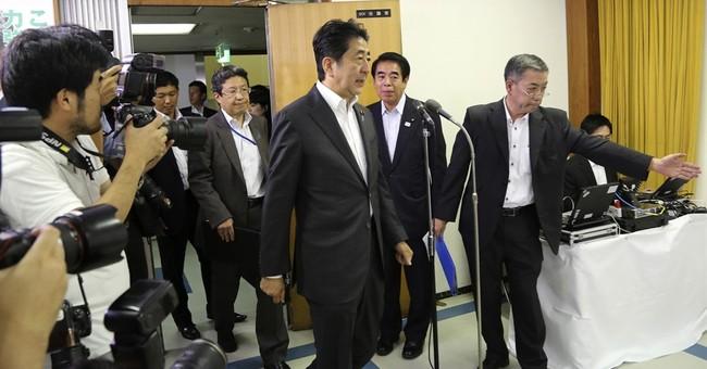 AP Analysis: Japan's vote opens door to constitution change