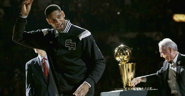 'Say it ain't so!': The NBA reacts to Duncan's retirement