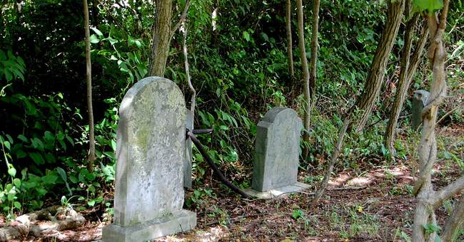 Ground radar finds hundreds of graves at historic site