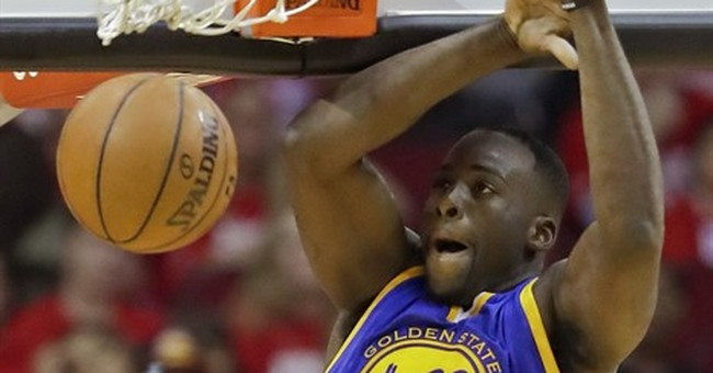 Warriors star Draymond Green faces misdemeanor assault claim