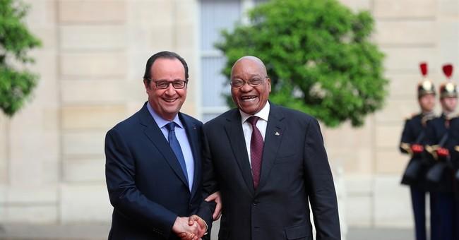 Hollande: UK exit from EU won't affect EU-South Africa trade