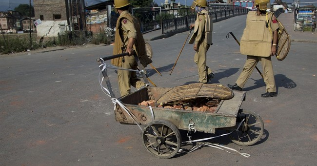 Kashmir seethes as 25 killed in clashes with Indian forces