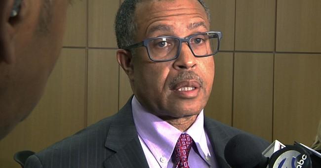 Detroit cop demoted; called black activists 'terrorists'