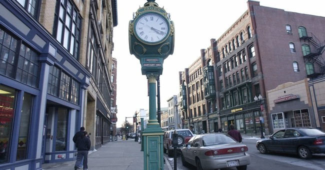 Massachusetts city tells public to stop enabling panhandlers