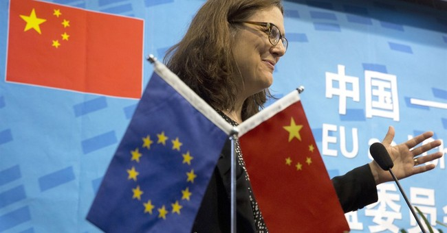 EU says China needs to give EU companies fair market access