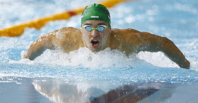 Olympic swimming champ Le Clos says both parents have cancer