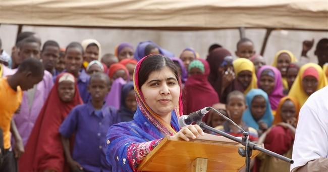 Nobel winner Malala visits world's largest refugee camp