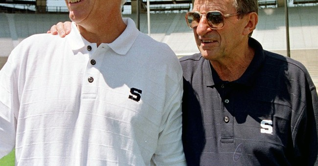 Documents: Paterno ignored boy's Sandusky complaint in 1976