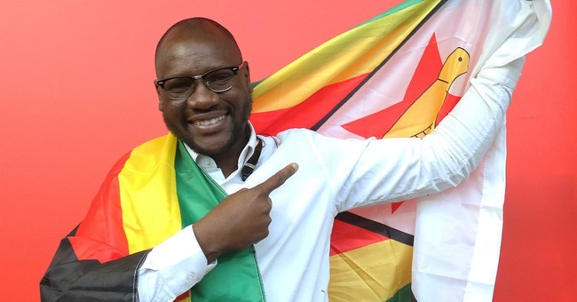 Zimbabwe protest organizer charged with inciting violence