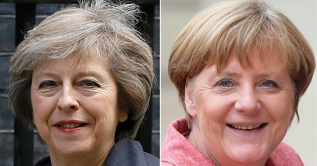 Britain's new leader May seen as more Merkel than Maggie