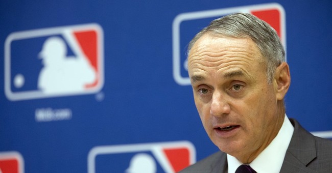 Manfred says he's not worried PEDs behind home run increase