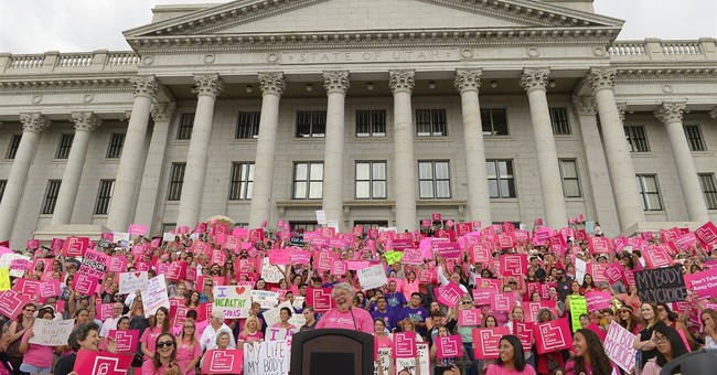 The Latest: Planned Parenthood calls ruling patient victory
