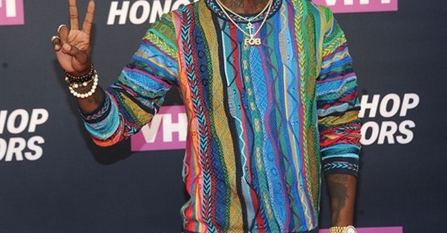 Rapper Rich Homie Quan apologizes for Hip Hop Honors flub