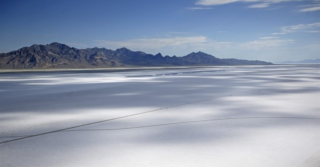 Racers: Speed Week on Utah salt flats good to go, so far