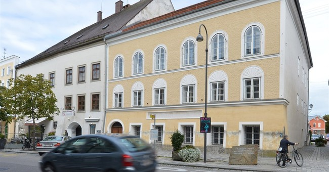 Austria to dispossess owner of House where Hitler was born