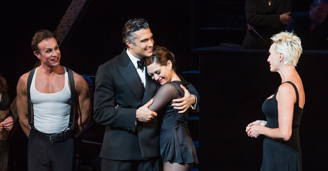 Jaime Camil and Bianca Marroquin make history on Broadway