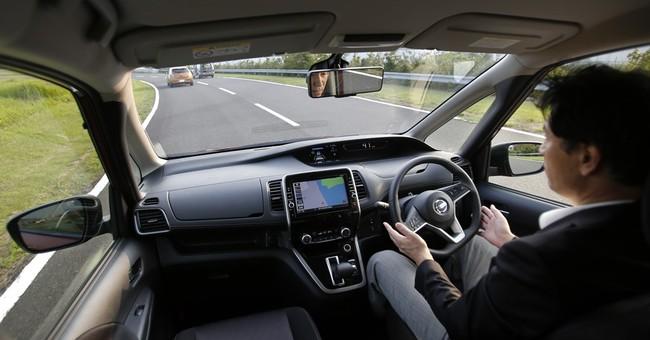 Nissan keeps self-driving simple _ and not quite autonomous
