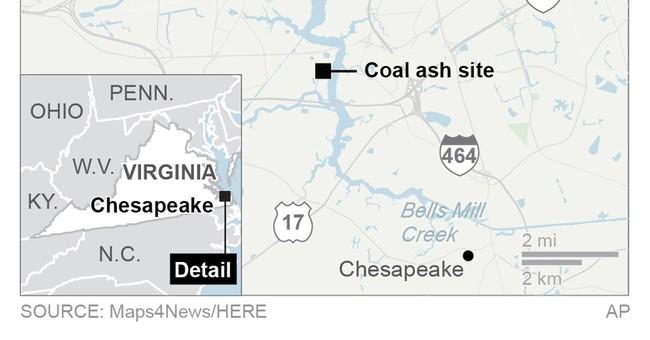 Environmentalists, utilities eye Richmond coal ash trial