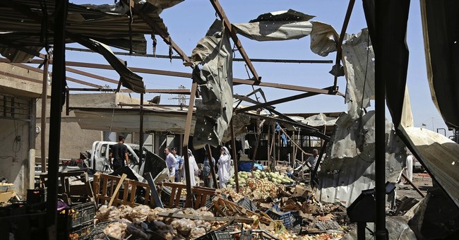 Iraq: Suicide bombing in Baghdad Shiite district kills 12