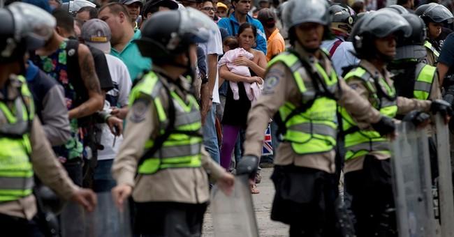 Life on the line in Venezuela as economic crisis worsens