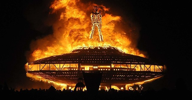 Burning Man disputes $2.8M bill for federal land use permit