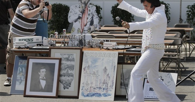 Love him tender: Blagojevich still Elvis fanatic in prison