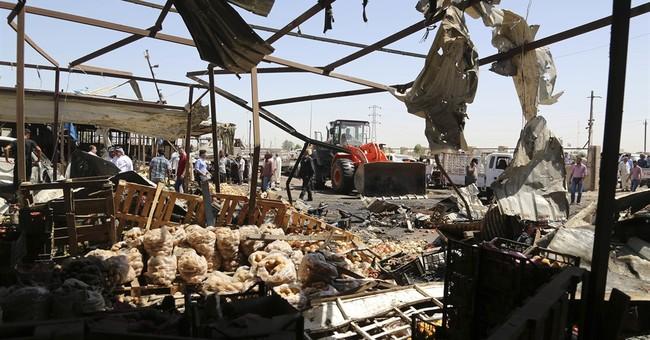 Bombings kill 12 in Iraqi capital