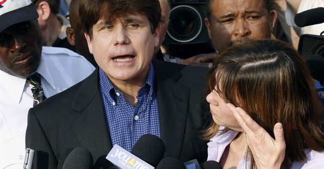 Blagojevich resentencing: Judge to mull opposing portraits