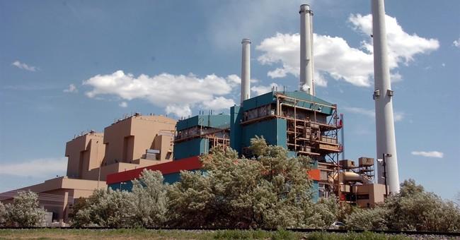 APNewsBreak: Large Montana coal plant to close 2 units