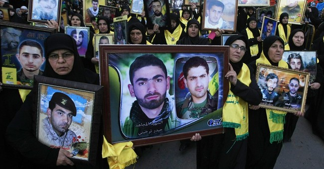 Decade after war with Israel, Syria's war pulls Hezbollah in