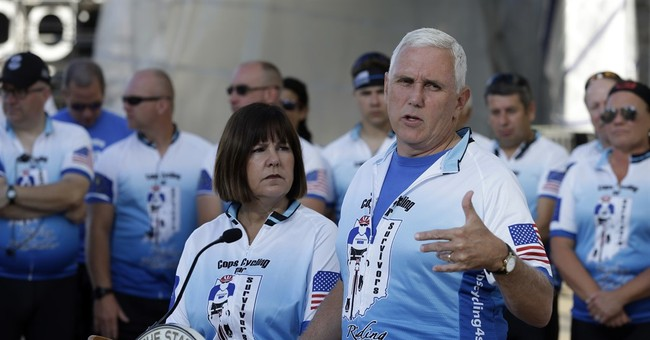 Pence's unflappability could help Trump stay cool