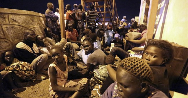 Precarious calm in South Sudan's capital as foreigners flee