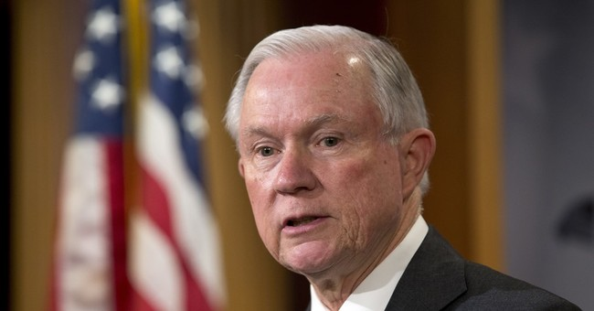 Sessions in step with Trump on immigration, if not on style