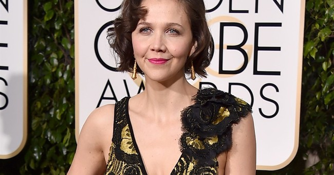 Maggie Gyllenhaal put in long hours on 'Karenina' audiobook