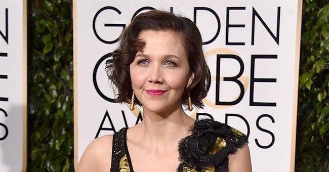 Maggie Gyllenhaal put in long hours on 'Karenina' audiobook