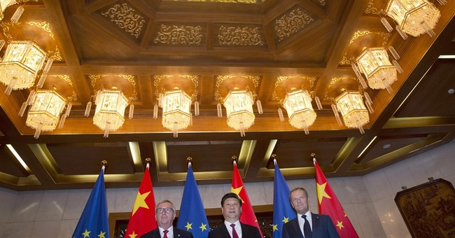 China, EU agree to steel working group amid dumping concerns