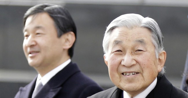 Reports: Japan's Emperor Akihito, 82, considering retiring