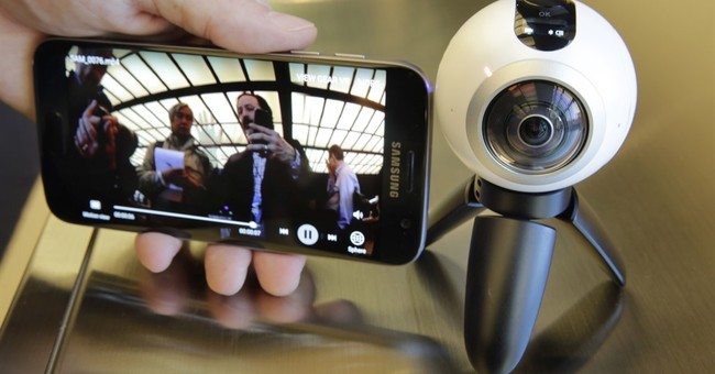 Shooting 360 videos: Ditch all you learned with cameras