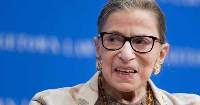 Ginsburg's public Trump critique raises ethical quandaries