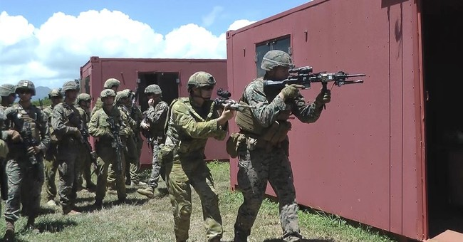 Australia brings new amphibious forces to Hawaii exercises