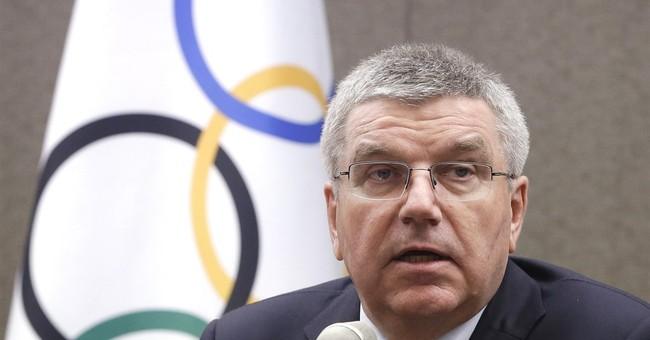 Bach cites 'right to individual justice' in Russian doping