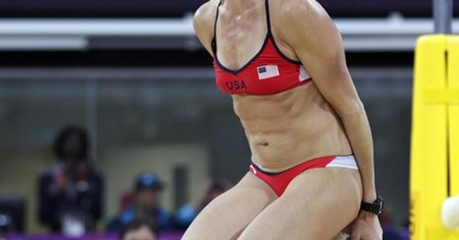Kerri Walsh Jennings film shows Olympic journey backstory