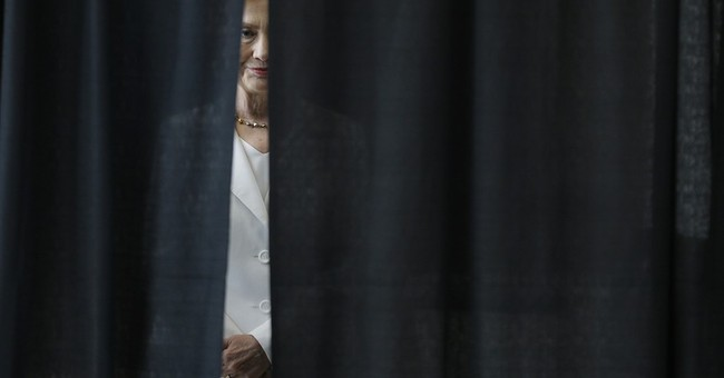 Hillary Clinton, the candidate we know so well _ and don't