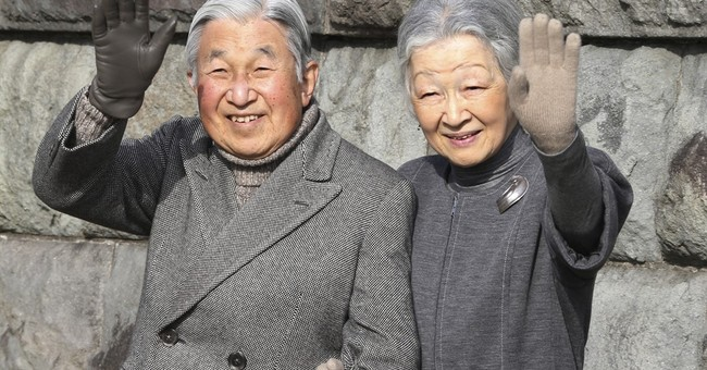Reports: Japan's Emperor Akihito, 82, considering retiring